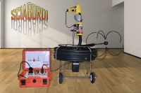 ROTO CLEANING ROBOT