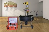 ROBOT - ROTAZIONE SPAZZOLA DX - SX