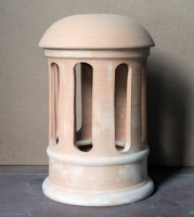 ®   BLINDART TERRACOTTA comignolo in cotto